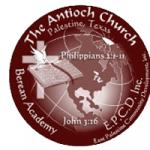 Antioch-Church
